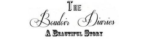 The Boudoir Diaries logo